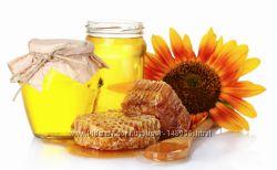 Мед натуральный высшего сорта, подсолнух