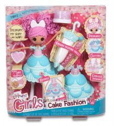 Набор с куклой  Lalaloopsy Girls Cake Глазурина 25 см Лалалупси Глазурь 5