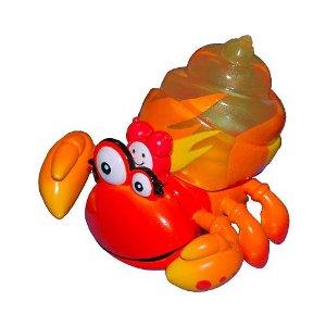 Интерактивные крабы Xia-Xia Hermit Crabs и  запасные  раковины Оригинал 12