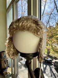 Зимняя шапка для мальчика HM 6-9 месяцев