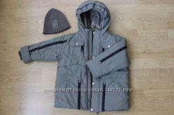 теплейшая и легкая куртка