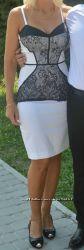 Вечернее, выпускное, коктельное платье Roberto Cavalli р S