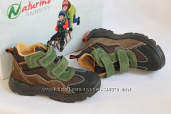Зимние ботинки фирма NATURINO размер 30, по стельке-19 см