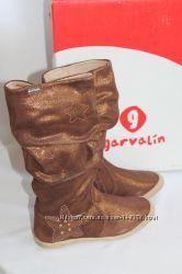 Гламурные сапоги фирма GARVALIN, размер 31. по стельке-20 см