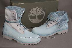 Стильные ботинки фирма TIMBERLAND, европейский размер38-38, 5 стелька-25, 6