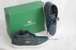 Кеды фирма Lacoste, европейский размер-35, 5, по стельке-23 см