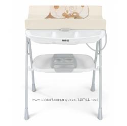 Пеленальный столик с ванночкой Cam Volare, Cam Nuvola, Cam Cambio