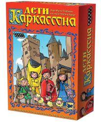 Настольная игра Дети Каркассона The Kids of Carcassonne