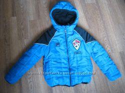 Куртка мальчику 4-5 лет FILA