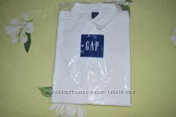 Новая белая блузка GAP в школу