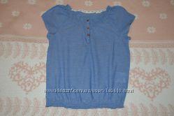 Блузка H&M на девочку 6-8 лет