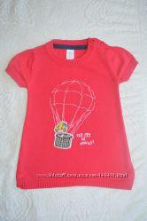 Платья на малышку 6-9 месяцев
