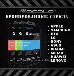 MOCOLO - БРОНЕСТЕКЛА для смартфонов и планшетов ассортимент