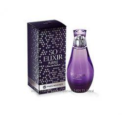 Парфюмерная Вода So Elixir Purple, Ив Роше 50мл