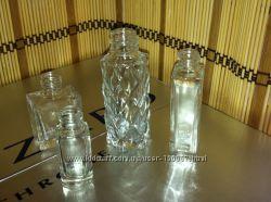 Пробирки фиолки атомайзеры флаконы для парфюмерии