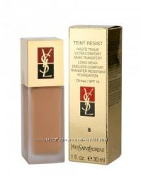 Тональный крем YSL Teint Resist Long Wear Transfer Resistant