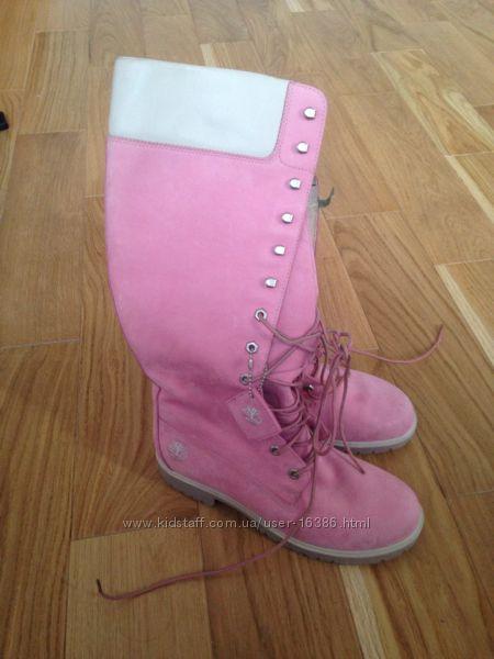 TIMBERLAND круті жіночі черевики-чоботи