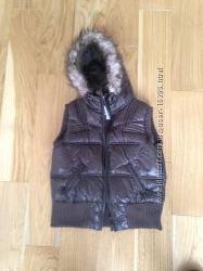 верхній одяг для дівчинки НМ, Next, куртки, пальто та жилєтка