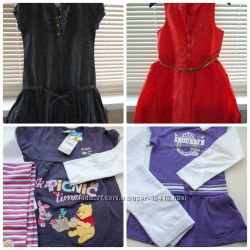 Новые платья, комплекты туника леггинсы