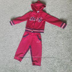 Спортивный костюмчик D&G Junior, р. 1-3 года