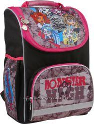Школьные ранцы, пеналы, сумки ТМ Kite серия Monster High