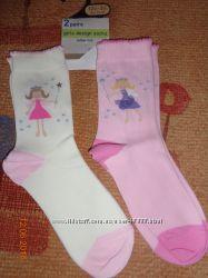 Дизайнерские носки для девочек  из Англии