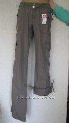 Летние брюки могут превратиться в  капри