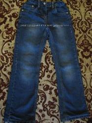 Продам джинсы на девочку Palomino на подкладочке