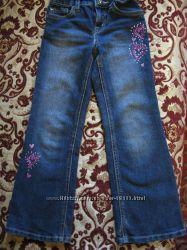 Продам джинсы Childrens place skinny boot на девочку 6 лет