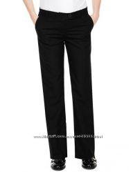 Marks&Spencer школьные классические брюки на девочку