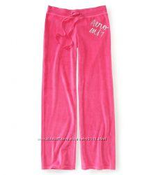 Продам новые велюровые штаны Aeropostale, р. L