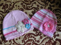 Продам наши шапочки Anpa на 6-7 лет