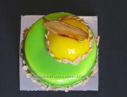 Торт Сливочная Груша