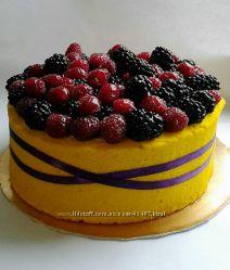 Торт эклерный