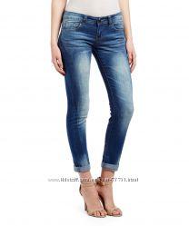 Летние джинсы синие с потертостями VIP Jeans Antique Wash Destroyed 28-29р