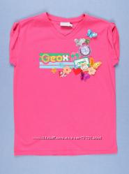 Новые футболочки Geox