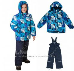 Куртки зимние термо LENNE р. 104, 116 в наличии
