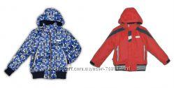 Куртки детские деми с утепл. LENNE р. 104-110 в наличии