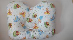 Подушка детская ортопедическая Бабочка