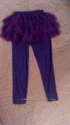 Пышная юбка с лосинами