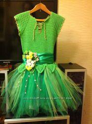 Нарядное платье весны