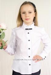 Школа. Блузки для школьниц. Акция