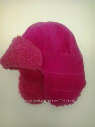 Зимняя шапка на тинсулейте 7-10 лет