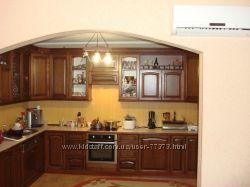 3-х кімнатну квартиру, переплановано в 4 кімнатну.
