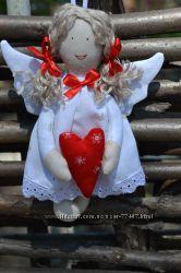 Ангелочки Валентинки