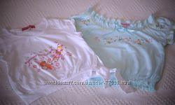 Красивые блузочки на лето 3-5 лет