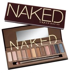 Urban Decay Naked, Naked 2, Naked 3
