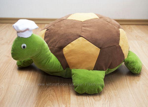 Бескаркасная мебель пуф Черепаха Аха