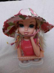 В наличии шикарные панамки и шляпы для девочек Gymboree и Crazy8