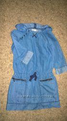 Платье-туника ZARA на рост 134-140
